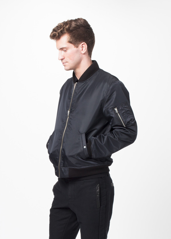Men's NLST MA-1 Flight Jacket