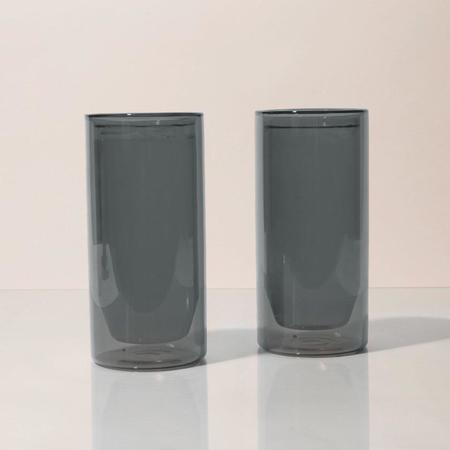 Yield Double-Wall 16oz Glasses