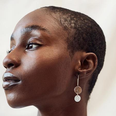 Hechizo Lindo Elementos Earrings - Air