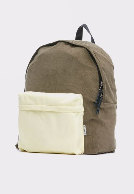 3eccf22271a Unisex Taikan Everything Hornet Backpack - Beige Corduroy ...