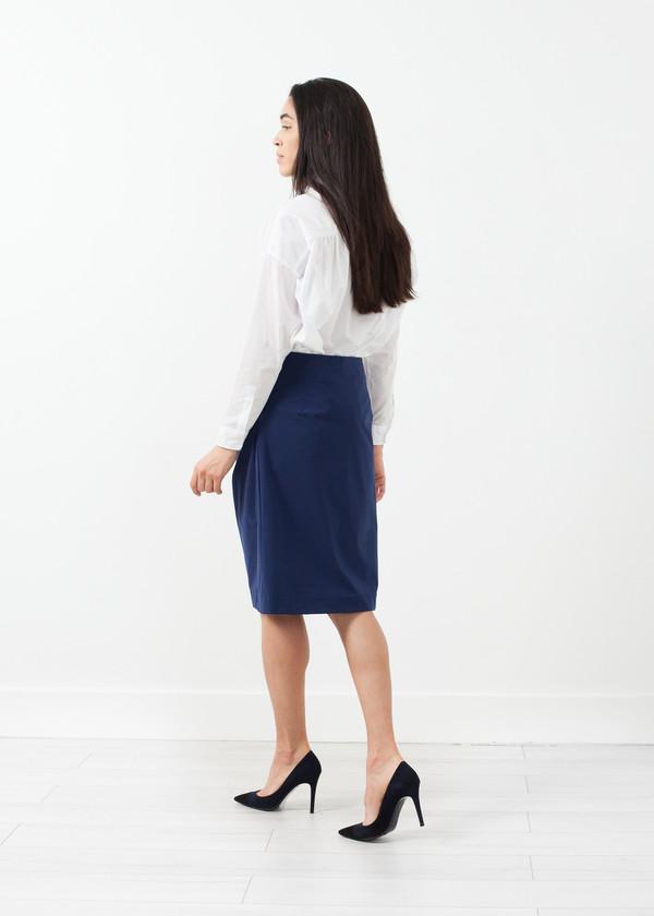 Hudson Side Ruche Skirt