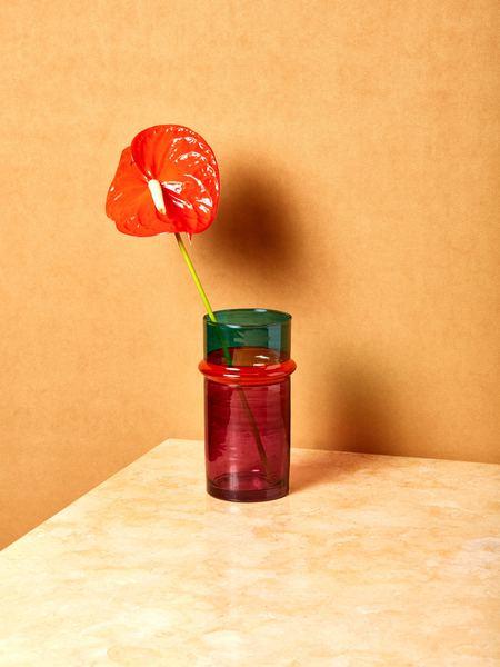 Hay Moroccan Glass Vases