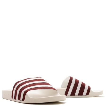 adidas Adilette shoes - red