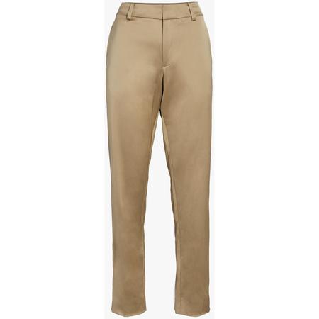 Jason Wu Gold Shine Suiting Pant - Gold