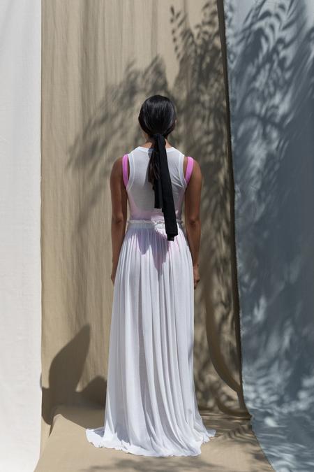 Pari Desai Amalfi Dress in White