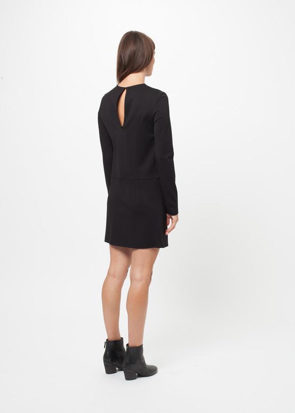 Harvey Faircloth Wrap Skirt Dress