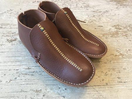 RAKU Chapa Shoe - Coñac