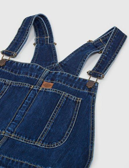Dickies Bib Overalls - Stonewash Blue