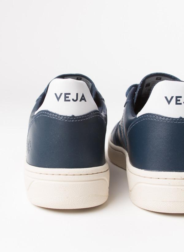 Men's VEJA V-10 BDP Leather White/White