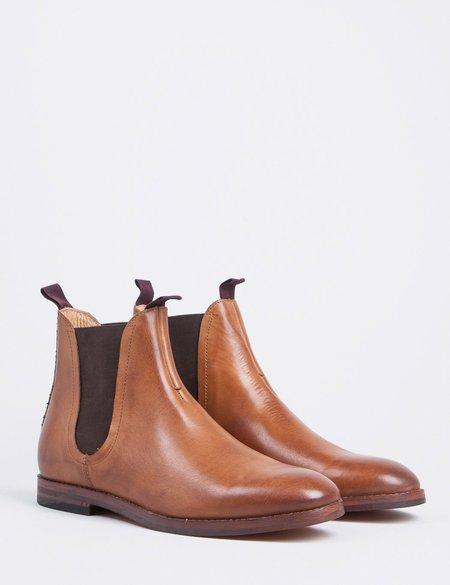 Hudson Tamper Chelsea Boot - Tan