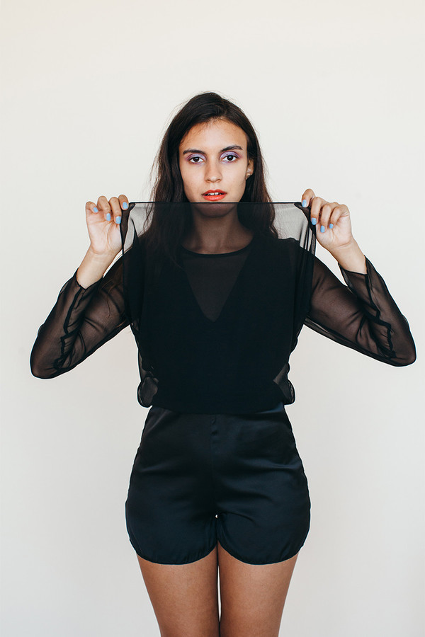 Figment Dress - Black