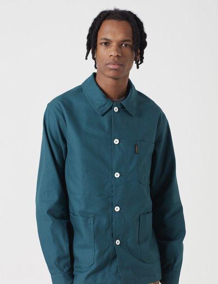 Le Laboureur Work Jacket - Dark Green