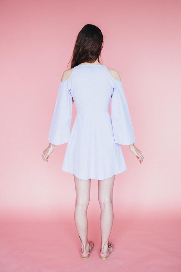 Moon Dress - Ivory