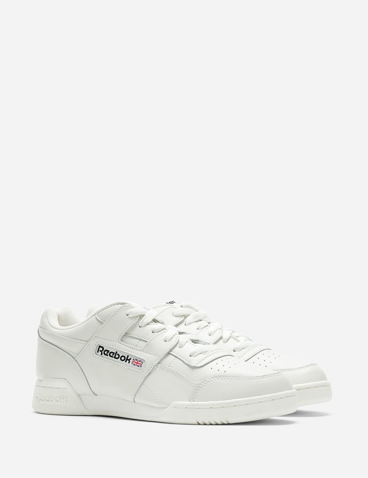 3c63cbf2f9a Reebok Workout Plus MU (CN4966) - Chalk Black