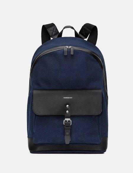 Sandqvist Andor Backpack - Blue