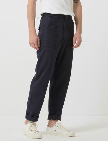 Stan Ray 4 Pocket Loose Taper Fatigue Pant - Black