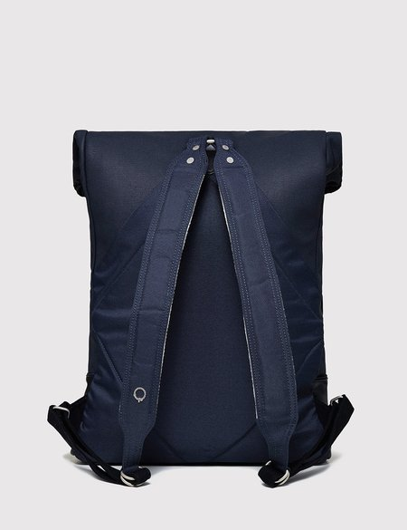Stighlorgan Reilly Rolltop Laptop Backpack - Navy Blue