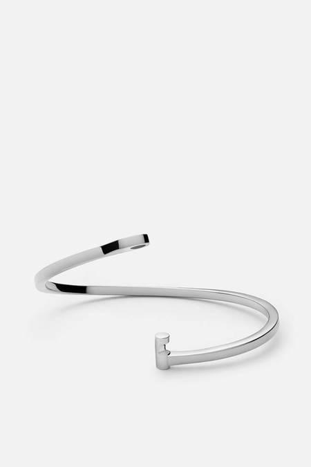 Miansai Nyx Cuff Bracelet - Silver