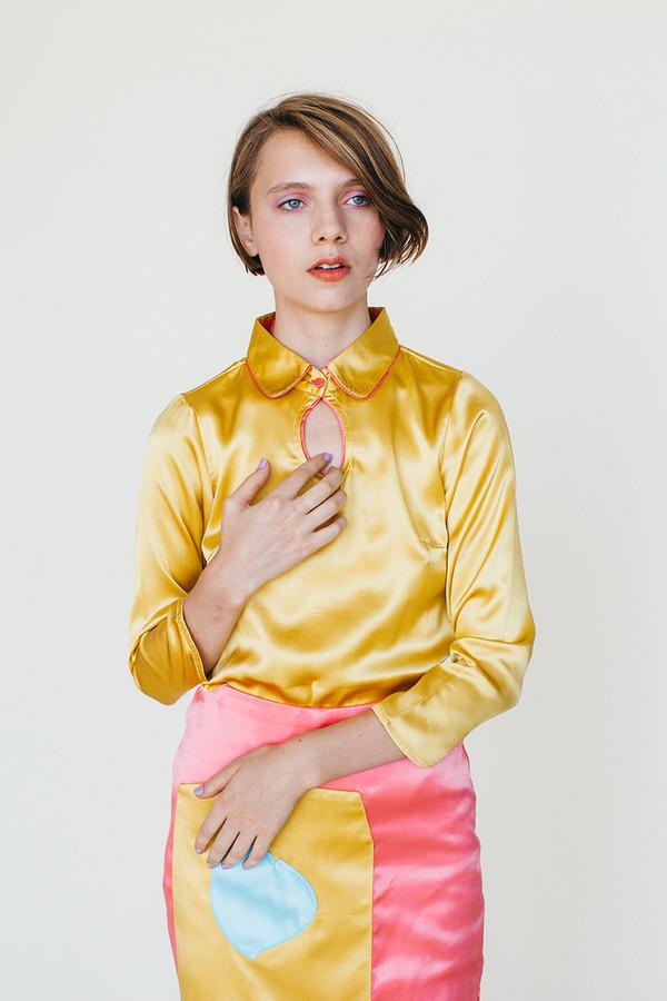 Samantha Pleet Chasm Shirt