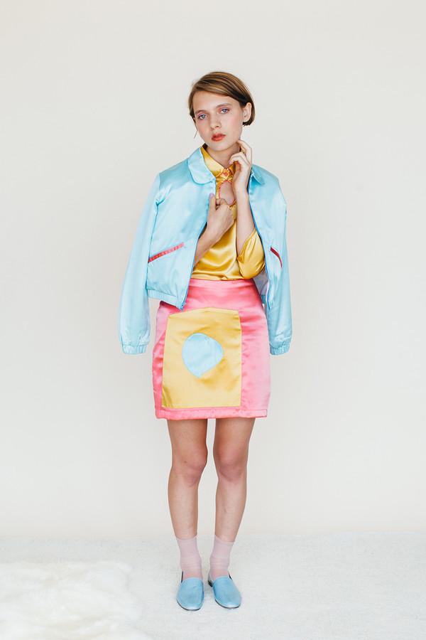 Samantha Pleet Launch Jacket