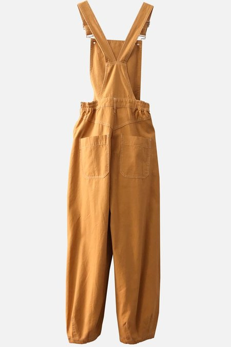 2d37b280734 L.F.Markey Dungaree Overalls - Brown ...