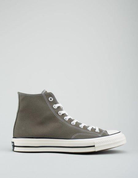 6e02c557293b ... Converse Chuck 70 High Top Sneakers - Field Surplus Black