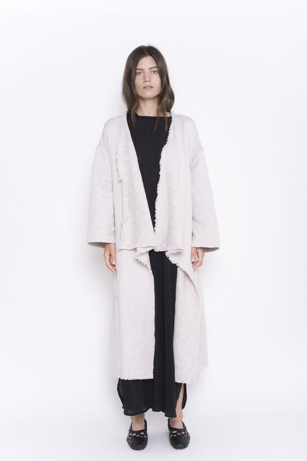 Namche Bazaar Jacquard Sweater Coat