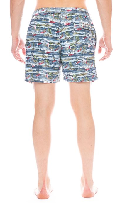 Hartford Swim Short - Printed