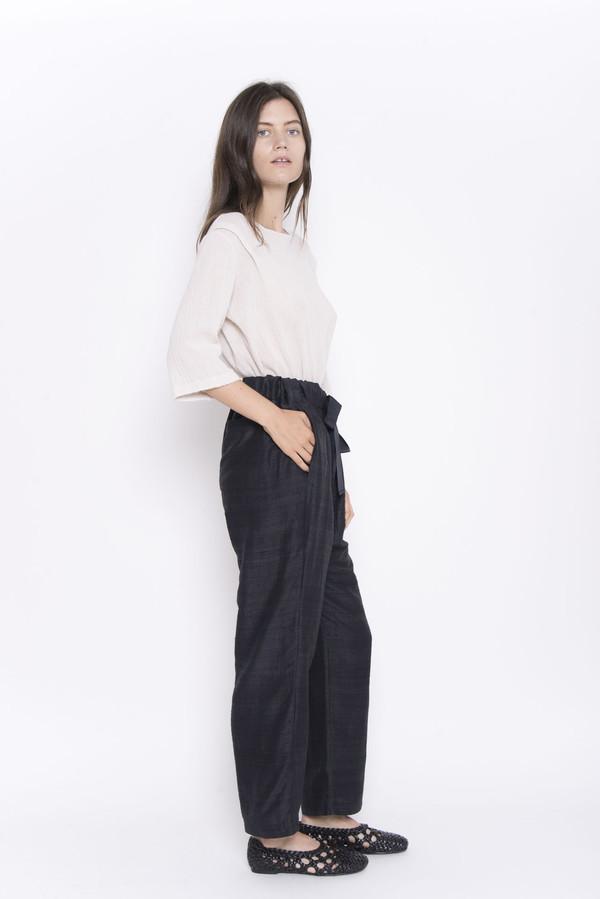 Namche Bazaar Silk Drawstring Pant