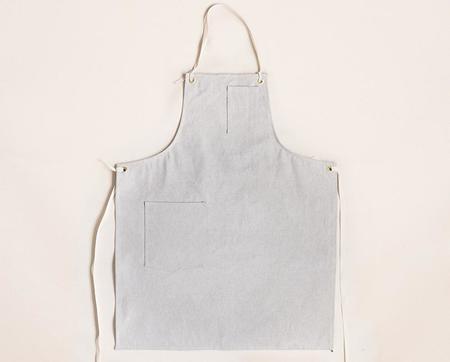 Stanley & Sons Cloth Strap Standard Apron - Gray