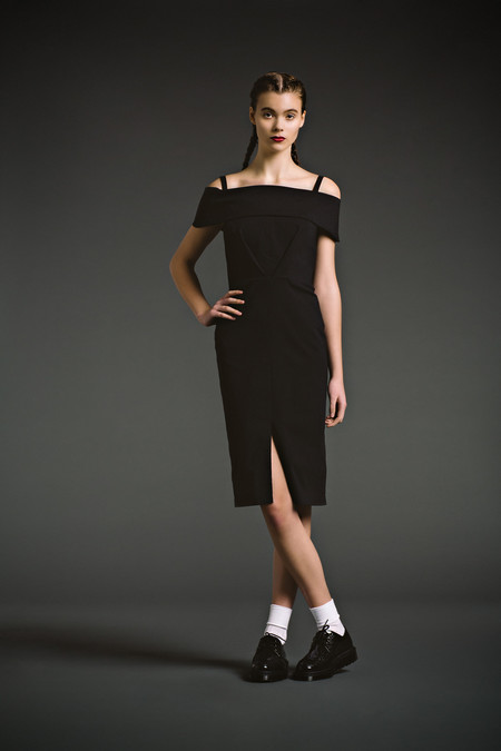 Eliza Faulkner Arora Dress