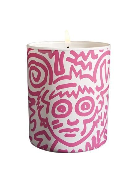 Keith Haring Candles Bougie Vanilla Ylang