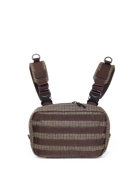 Junya Watanabe Wool Backpack - Brown