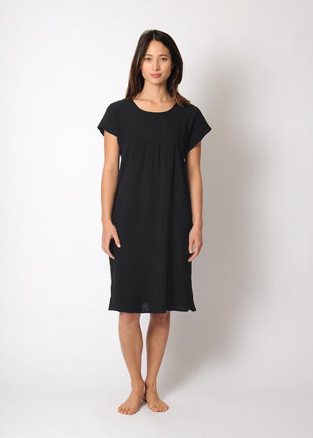 Conifer Peasant Dress