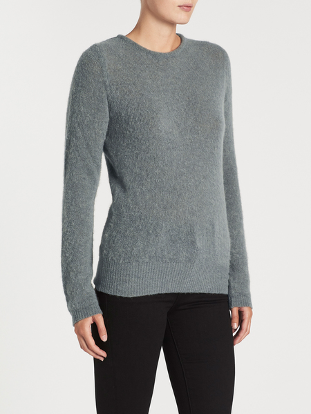 american vintage Hanapark Sweater - Verdigris