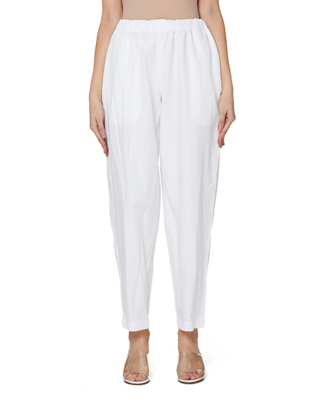 Comme des Garçons CdG Cropped Trousers - White