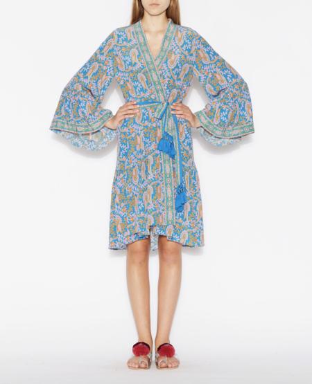 Figue Carolina Kimono Dress