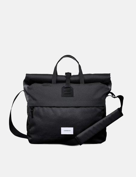 Sandqvist Tor Messenger Bag - Black