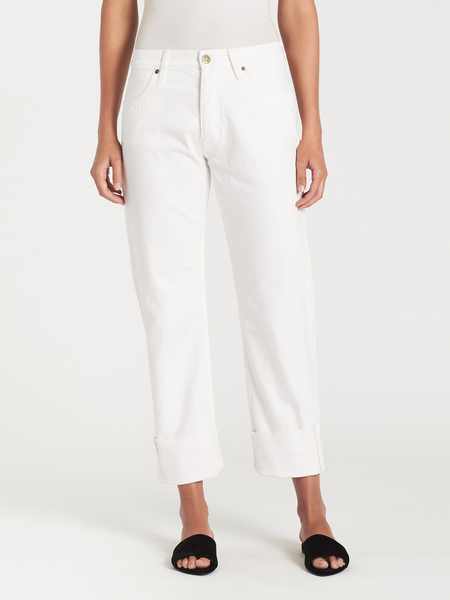 MiH Jeans Phoebe Jean - White