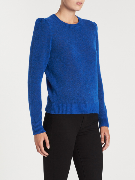 MiH Jeans Tessa Sweater - Dazzling Blue