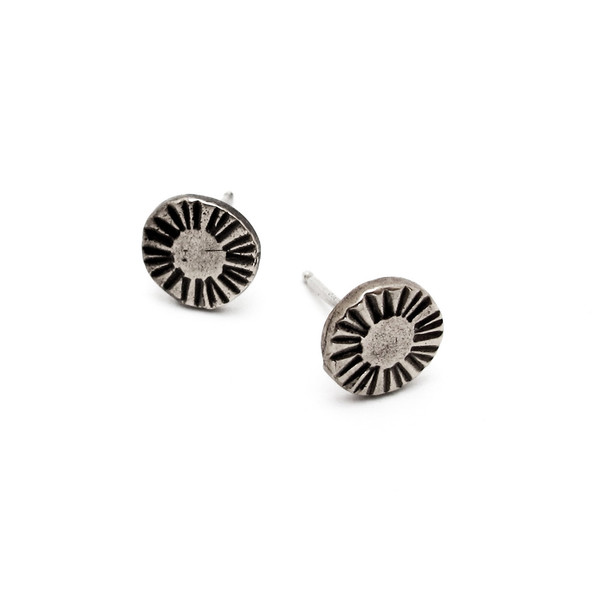 Circle Relic Studs