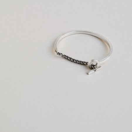 Apse Adorn The Join Cuff - Sterling Silver