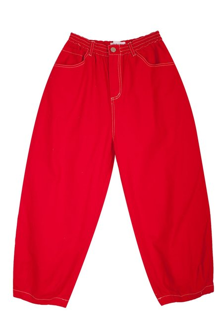 L.F.Markey Fat Boys Canvas - Red