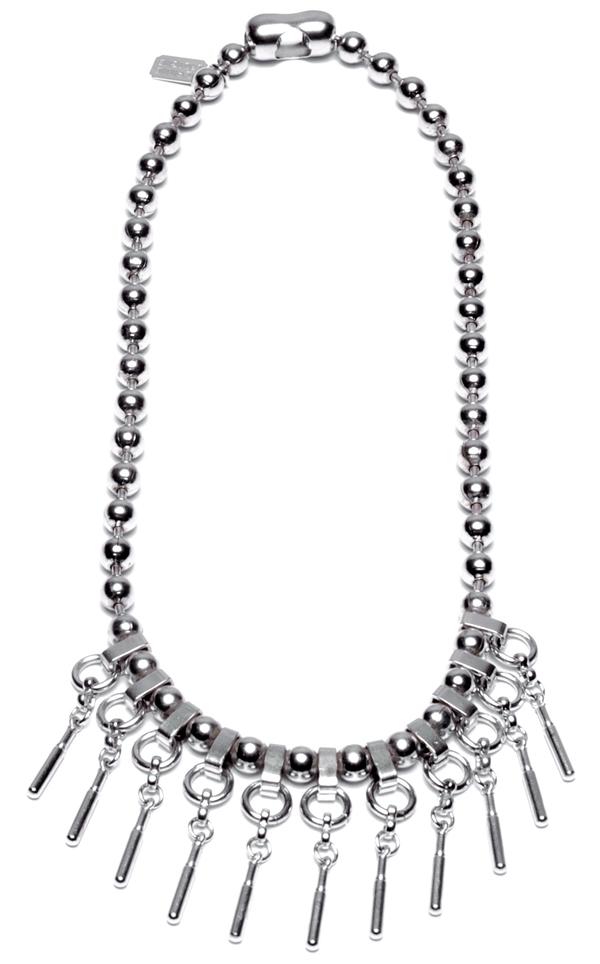 Alynne Lavigne Ball/Tassel Necklace