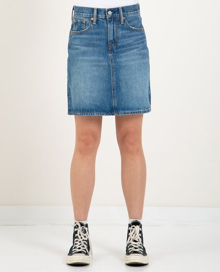 Levi's EVERYDAY SKIRT - AUTHENTIC SOUL