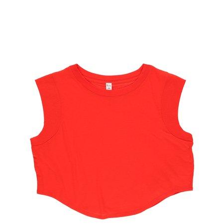 Alo Yoga Echo T-Shirt - Cherry Pop