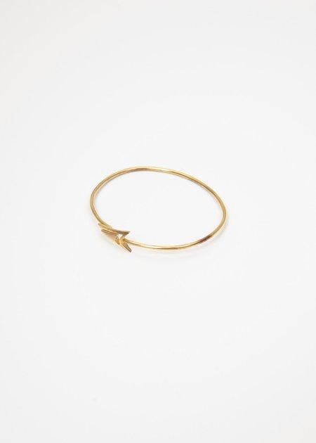 Alan Crocetti Vortex Bracelet - Gold