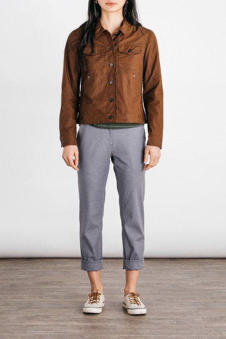 Bridge & Burn Douglas Jacket - Cedarwood