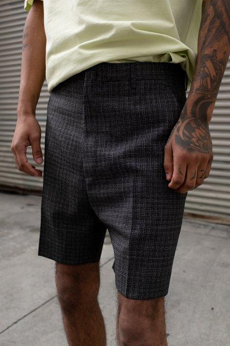 Lanvin Tailored Tweed Shorts