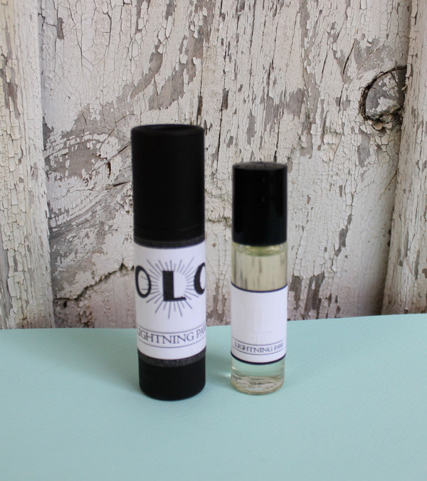 Olo Fragrance: Lightning Paw